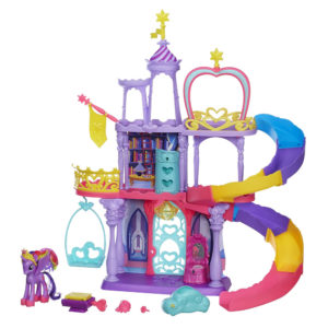 offerta magical rainbow castle TV