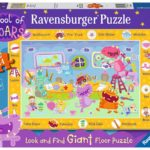 Puzzle 24 pezzi School Of Roars Ravensburger 3024