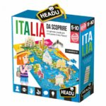 Italia da scoprire Puzzle Headu IT 23110