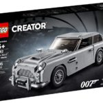James Bond Aston Martin DB5 Lego 10262 Creator