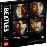 The Beatles Art Lego 31198